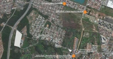 Empresa de Requalificação Urbana em Favela Salto - Reabilitação Urbana Sustentável