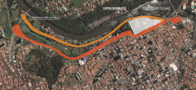 Onde Faz Reabilitação Urbana com Foco em áreas Centrais Vila Georgina - Requalificação da Paisagem Urbana