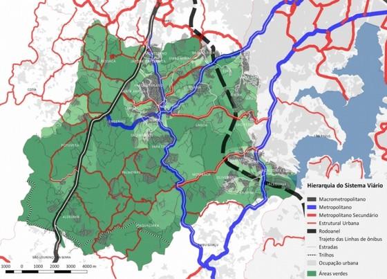 Plano de Mobilidade Urbana Municipal Valores Jardim D'Avila - Plano de Mobilidade Urbana Estratégica