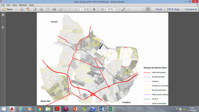 Plano Diretor de Cidades Alumínio - Plano Diretor Estatuto da Cidade