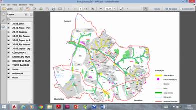 Plano Diretor do Município Santo Antônio de Posse - Plano Diretor de Cidades
