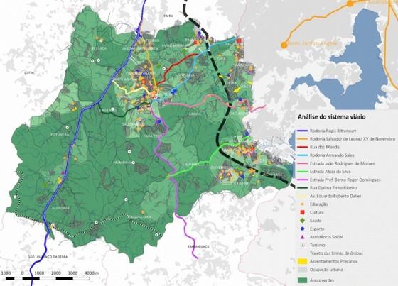 Planos de Mobilidade Urbana Municipal Vinhedo - Plano de Mobilidade Urbana Ambiental