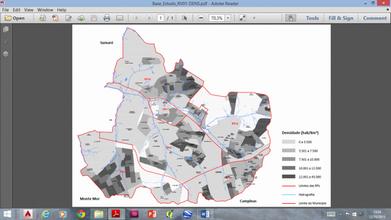 Planos Diretor de Mobilidade Urbana Jardim Campo Belo - Plano de Mobilidade Urbana Ambiental
