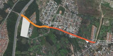 Reabilitação Urbana Sustentável Valor Vila Formosa - Requalificação Urbana Estacionamento
