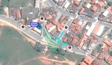 Relatório de Impacto de Trânsito Controle Viário Santo André - Relatório de Impacto de Trânsito Análise Viária