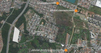Relatório de Impacto de Trânsito na Mobilidade Urbana Itapevi - Relatório de Impacto de Trânsito em áreas Urbanas
