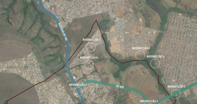 Relatório de Impacto de Trânsito Urbano Quanto Custa Monte Mor - Relatório de Impacto de Trânsito Controle Viário