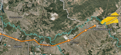 Relatório de Impacto de Trânsito Urbano Vila Ayrosa - Relatório de Impacto de Trânsito Urbano
