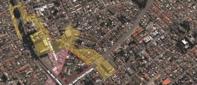 Requalificação Urbana de uma Praça São Miguel Arcanjo - Requalificação Urbana em Favela