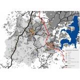 custo de plano de mobilidade urbana municipal Vila Ayrosa