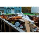 empresa de plano de gerenciamento de resíduos sólidos da construção civil Jardim Marieta