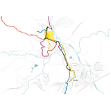 empresa que faz relatório de impacto de trânsito análise viária Iperó