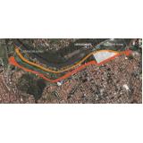 onde encontro estudo de impacto de vizinhança loteamento Santos