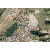 onde faz requalificação urbana estacionamento Araçoiaba da Serra