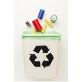 plano de gerenciamento de resíduos sólidos Jardim Itatiaia