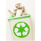 plano de gestão de resíduos valor Santo André
