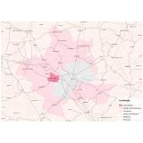 plano diretor de mobilidade urbana valores Cesário Lange