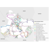 plano diretor mobilidade urbana valores Jardim Samambaia