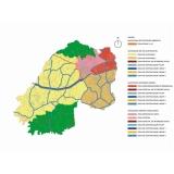 plano diretor mobilidade urbana Alumínio