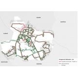 planos diretor mobilidade urbana Vila Mimosa