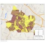 planos diretores urbanos Alumínio