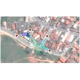 relatório de impacto de trânsito controle viário Cesário Lange