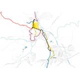 relatório de impacto de trânsito análise viária