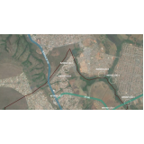 relatório impacto de trânsito análise viária Vila Mimosa