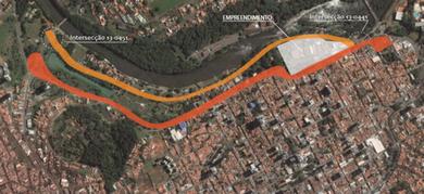 Valor de Relatório de Impacto de Trânsito na Mobilidade Urbana Jaguariúna - Relatório de Impacto de Trânsito em áreas Urbanas